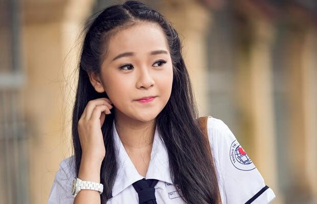 top 10 anh hot girl hoc sinh cap 2 viet 7 - Phân tích bài thơ Tràng giang của Huy Cận (dàn ý và bài làm chi tiết)
